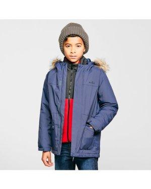Peter Storm Kids' Waterproof Parka - Navy/Navy, Navy/Navy