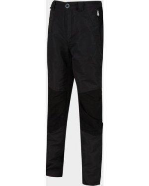 Regatta Kids' Sorcer Iv Walking Trousers - Grey/Dgy, grey/DGY