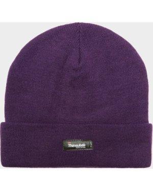 Peter Storm Unisex Thinsulate Knit Beanie - Purple/Pup, Purple/PUP