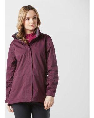 Peter Storm Women's Downpour Waterproof Jacket - Purple/Plm, Purple/PLM