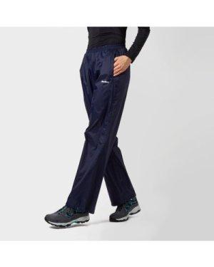 Peter Storm Women's Packable Pants - Navy/Navy, Navy/Navy
