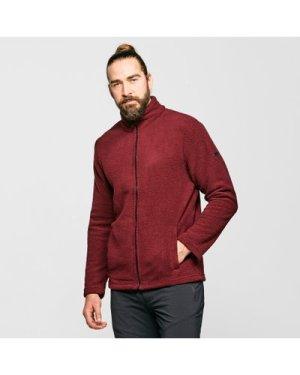Regatta Men's Esdras Full Zip Fleece - Red/Drd, Red/DRD