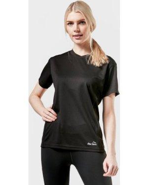 Peter Storm Women's Short Sleeve Balance T-Shirt - Black/B, Black/B