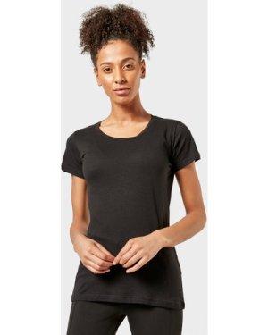 Regatta Women's Plain Tee - Black/Blk, Black/BLK