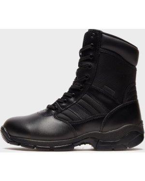 Magnum Panther 8.0 Side Zip Work Boot - Black/Blac, Black/BLAC