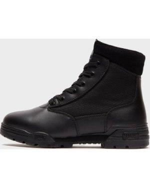 """Magnum Classic 6"""" Work Boots - Black, Black"""