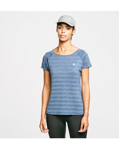 Dare 2B Women's Defy T-Shirt - Grey/Dgy, Grey/DGY