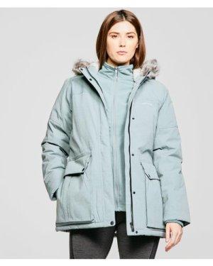 Craghoppers Women's Elison Jacket - Blue/Grn, Blue/GRN