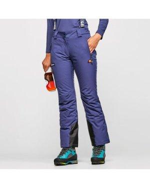 Ellesse Women's Altweggs Ski Pants - Purple/Salopette, Purple/SALOPETTE