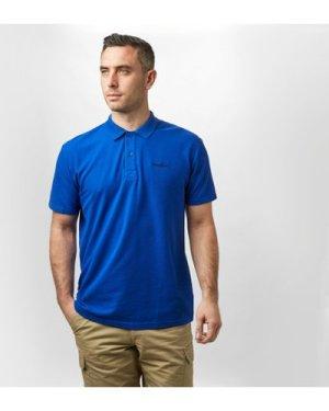 Peter Storm Men's Peter Polo Shirt - Blue, Blue