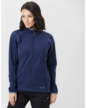 Peter Storm Women's Grasmere Full-Zip Fleece - Navy/Nvy, Navy/NVY