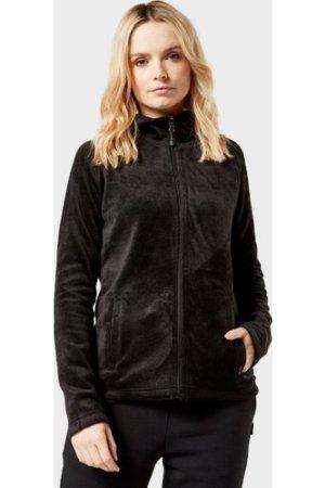 Hi Tec Women's Fisher Fleece - Black/Blk, Black/BLK