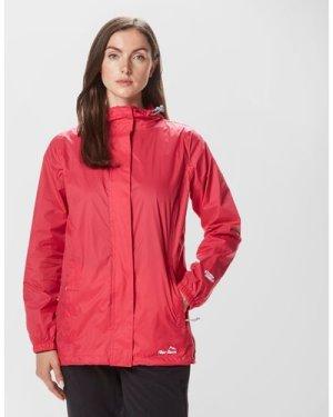 Peter Storm Women's Hooded Packable Jacket - Pink/Pnk, Pink/PNK