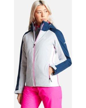Dare 2B Women's Comity Ski Jacket - Grey/Wmns, GREY/WMNS