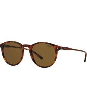 Polo Ralph Lauren PH4110 5017/73 Shiny Havana Jerry/Olive Green
