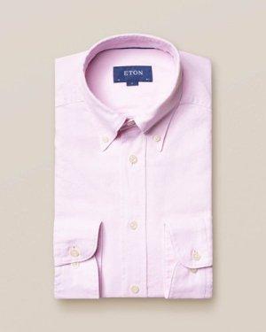 Pink oxford shirt - soft