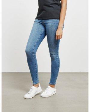 Women's Levis Skinny Jeans Blue, Blue