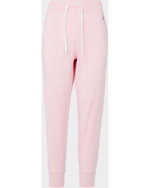 Women's Polo Ralph Lauren Basic Joggers Pink, Pink