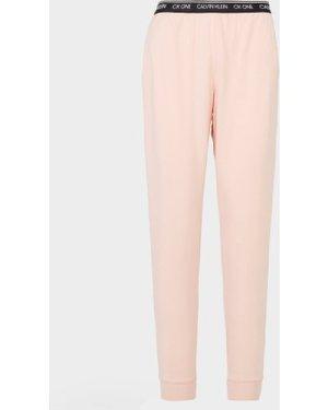 Women's Calvin Klein Underwear One Fleece Joggers Pink, Pink