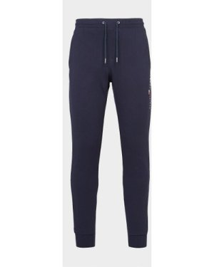 Men's Tommy Hilfiger Embroidered Essential Joggers Blue, Navy