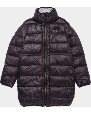 Women's Love Moschino Reverse Padded Jacket Black, Black