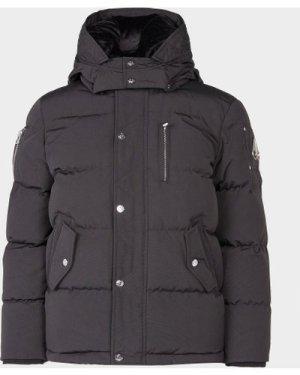 Moose Knuckles 3Q Jacket Black, Black