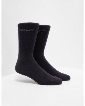 Men's BOSS 2-Pack Socks Black, Black