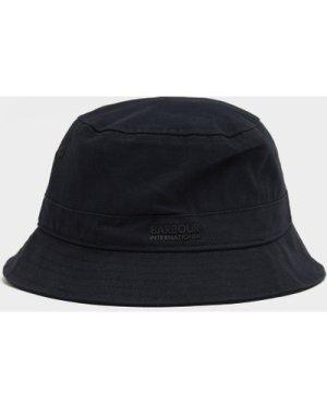 Men's Barbour International Bucket Hat Blue, Navy