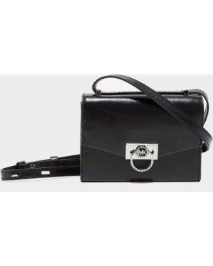 Women's Michael Kors Hendrix Crossbody Bag Black, Black