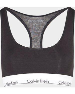Women's Calvin Klein Underwear Modern Cotton Bralette Multi, Black/White