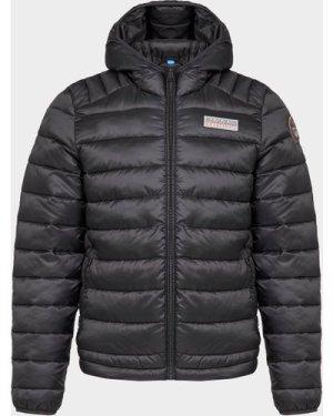 Men's Napapijri Aerons Jacket Black, Black