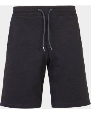Men's PS Paul Smith Stripe Shorts Black, Black