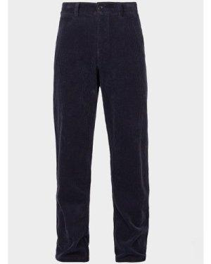 Men's Nudie Jeans Co. Kazy Leo Cord Jeans Blue, Navy