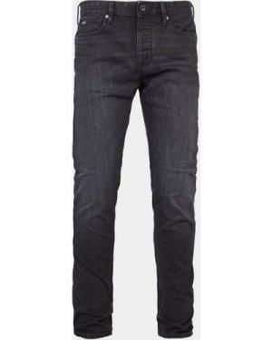 Men's Emporio Armani J75 Slim Jeans Black, Black
