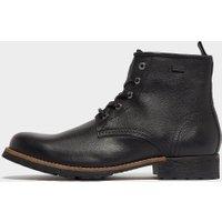 Men's Barbour International Dredd Boots Black, Black/Black