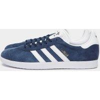 Men's adidas Originals Gazelle Trainers Multi, Blue/White