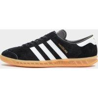 Men's adidas Originals Hamburg Trainers Multi, Black/White