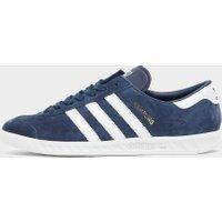 Men's adidas Originals Hamburg Trainers Blue, Navy