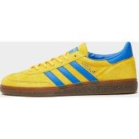 Men's adidas Originals Handball Spezial Trainers Multi, Yellow/Blue