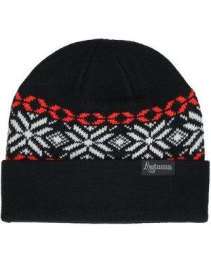 Autumn Headwear Select Roots Stripe Beanie black