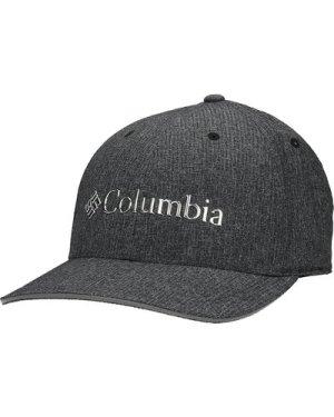 Columbia Mesh Snapback Cap black