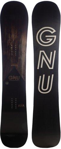 Gnu Essential Service 159 2021 Snowboard uni