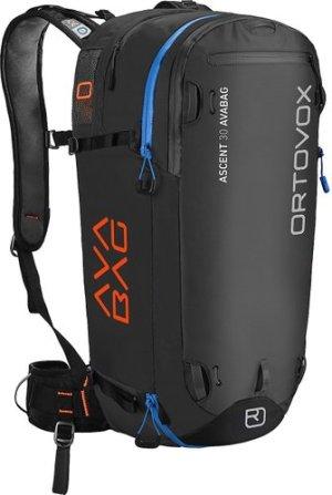 Ortovox Ascent 30L Avabag Kit Backpack black anthracite