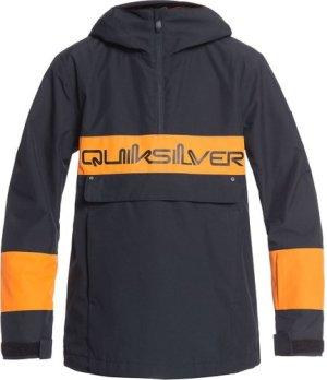 Quiksilver Steeze Jacket true black