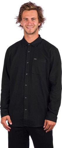 Volcom Caden Solid Shirt black