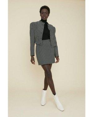 Womens Spot Jacquard Jacket - multi, Multi