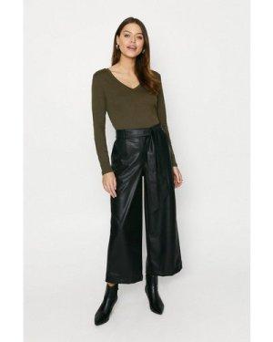 Womens Voop Long Sleeve Top - khaki, Khaki