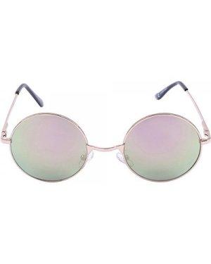 Jourdan Pink Round Festival Ready  Sunglasses size: ONE SIZE, colour: