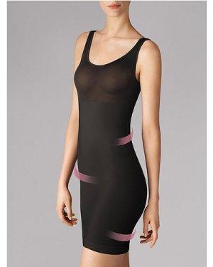 Wolford Ind.Dress Black Polyamide Mix Dress, Black