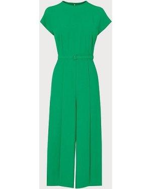 Manon Bright Green Mix Jumpsuit, Bright Green